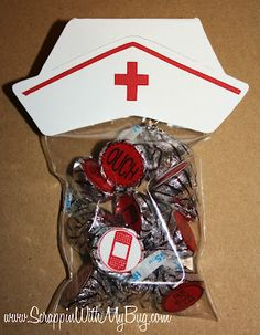 Live love scrap doctor nurses day gift diy share your craft super cute get well goodie bag candy craftsnurses week giftsnurses solutioingenieria Gallery