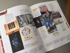 DOR - Winter 2011/2012  Spread design/photo montage
