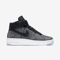 Tênis Nike Air Force 1 Flyknit Mid Feminino(0 Reviews)  Tênis Feminino Casual