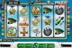 Pacific Attack ilmainen online kolikkopeli verkossa on kolikkopeli suunnitellut Net Entertainment, innoittamana laivaston taistelee toisen maailmansodan. Se voidaan myös verrata pelin Battleship mukaan. Pacific Attack on hyvin kaunis kasino peli, jossa on erittäin houkutteleva voittaa.