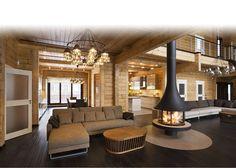 Image result for kelo log cabins