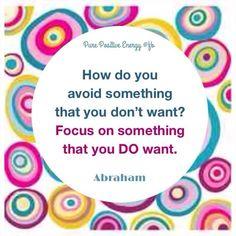 Cosmic Ordering Secrets - Abraham 3 Steps To Living A Life Full Of Abundance