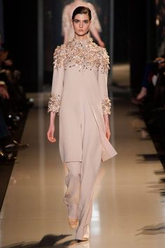 Elie Saab Spring 2013 Couture 16 - The Cut