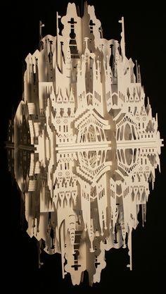 The Kirigami Architecture of Ingrid Siliakus | GRAFFART