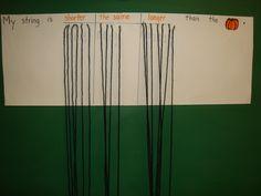 fall book list & activities for math, science & art Educational Activities, Preschool Activities, School Projects, School Ideas, Math Measurement, Halloween Math, Math School, Kindergarten Fun, Math Concepts