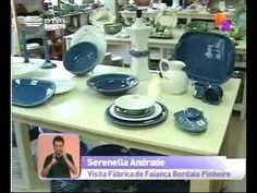 Reportagem - Fábrica Bordalo Pinheiro -pt1- Praça da Alegria