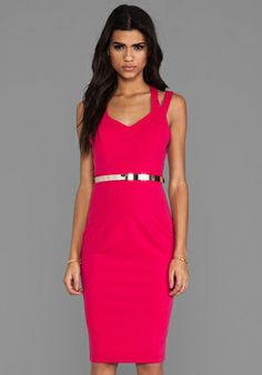 Lumier The Hardest Goodbye Dress in Pink