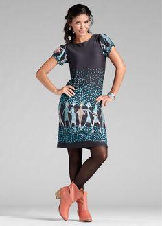 #dress with #print #bonprix