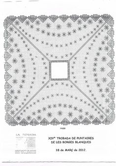 Bobbin Lace Patterns, Embroidery Patterns, Hand Embroidery, Bobbin Lacemaking, Needle Lace, Lace Making, Hello Kitty, Arts And Crafts, Quilts