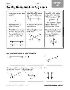 parallel perpendicular intersecting math pinterest geometry math and worksheets. Black Bedroom Furniture Sets. Home Design Ideas