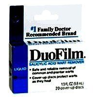 Duofilm can be used for warts nicely, but you must remember it may take several weeks to get rid of a wart.