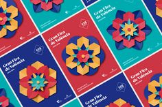 "Check out this @Behance project: ""Gran Fira de València"" https://www.behance.net/gallery/58290611/Gran-Fira-de-Valencia"