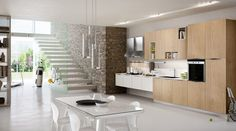 Discover Asia, A Modular Modern Kitchen A Set Of Multiple Proposals With A  High Degree Of Flexibility, Which Ensure Aesthetic Variety, ...