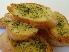 Pão de alho no forno - Receita Petitchef