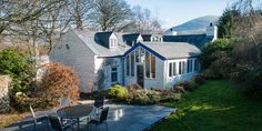 A Traditional Stone Farmhouse Holiday Cottage with Large Gardens | Holiday Cottages North Wales | Self Catering Snowdonia
