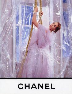 Chanel 1991 Christy Turlington