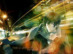 #Anime guy, #Quote, Suzuka Oda, Bee Train, Psychic Detective Yakumo, Saito Yakumo Wallpaper