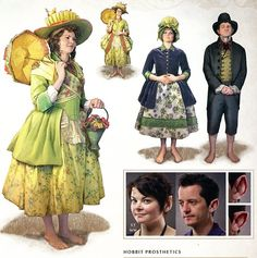 clothing the wee folk the hobbit concept art book 3