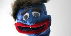 Making a Sock Puppet