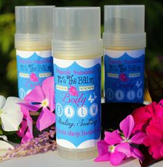 It's the Balm is a family owned company that offers natural, Eco-friendly, handmade bath and beauty products. Learn more and enter the giveaway to win! (Giveaway ends 4/23/15)