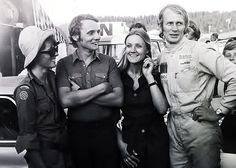"F1 Blast from the Past: Marko:""This is the life isn't Niki?"" Lauda: ""BullSh#T! Fun will be when you get to tell others what to do and how to do it!"""