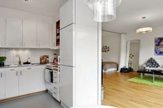 Minipiso de 44 m2 tipo loft | Decorar tu casa es facilisimo.com