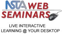 Free, on-demand professional learning for science teachers, available 24/7. Learn how/where TONIGHT (March 18, 2015 at 6:30 pm ET) at a special web seminar devoted to giving you all the tools you need to be successful using The NSTA Learning Center http://learningcenter.nsta.org/products/symposia_seminars/NLC/webseminar52.aspx