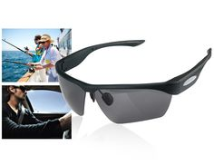 MV301 Bluetooth Polarized Sunglasses (Black)
