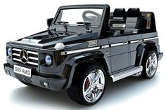 Shop Now for Mercedes Benz Licensed Battery Powered Ride On Car for Kids Your child will have an amazing driving escapade. Get the best prices on ride on car for kids today! Maserati, Bugatti, Mercedes G55, Black Mercedes Benz, Mercedes Jeep, Kids Power Wheels, Toy Cars For Kids, Mercedez Benz, Cabriolet