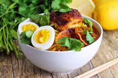 The Stay At Home Chef: Moroccan Ramen