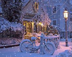Ora prendo la bicicletta e vado a fare un giro.