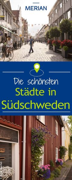 Die schönsten Städte in Südschweden Whether day or weekend excursion: We show you cities in southern Sweden, which are always worth a visit. Camping Holiday, Winter Camping, Winter Travel, Summer Travel, Sweden Destinations, Sweeden Travel, Voyage Suede, Travel Around The World, Around The Worlds