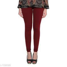 Checkout this latest Leggings Product Name: *Voguish Solid Legging* Fabric: Cotton  Waist Size:M - 30 L - 32 XL - 34 in XXL- 36 in3XL - 38 Length: Up To 39 in Type: Stitched Description: It Has 1 Piece Of Legging Pattern: Solid Country of Origin: India Easy Returns Available In Case Of Any Issue   Catalog Rating: ★4 (675)  Catalog Name: Aria Voguish Solid Leggings Vol 2 CatalogID_180232 C79-SC1035 Code: 642-1392322-915