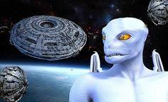 Se Aproxima da Terra Naves Esfera com 200.000 Tripulantes Alienígenas
