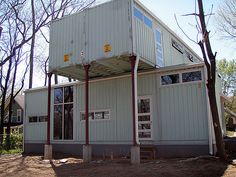 Breathtaking Homes Made from.. $1800 Shipping Containers ...