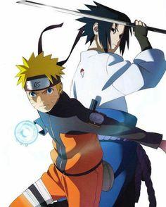 Naruto y sasuke Naruto Uzumaki, Naruto Anime, Naruto Sasuke Sakura, Sasunaru, Naruto Art, Manga Anime, Narusasu, Film Naruto, Naruto Sketch