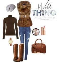 """WINTER STYLE"" by fashion-manchester on Polyvore"