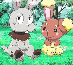 Bunnelby & Buneary | Pokémon | Know Your Meme