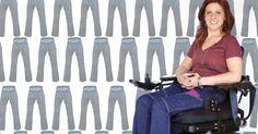 Paralyzed designer creates jeans for women in wheelchairs http://mashable.com/2015/08/19/jeans-wheelchair/?utm_content=buffer5d7d1&utm_medium=social&utm_source=pinterest.com&utm_campaign=buffer #designer