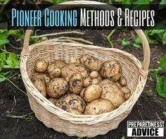 Learn about pioneer cooking. It may save your life when SHTF…