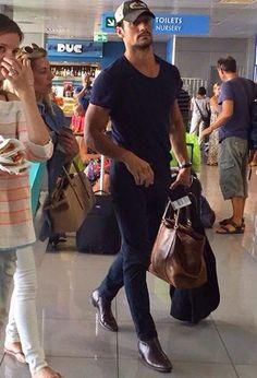 David | 2015-08-07 airport Di Puglia Italia