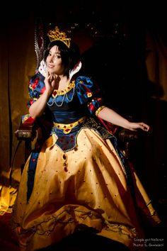 Snow White #disney #snowwhite #cosplay #disneyprincess