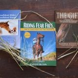 While you're dropping hints about your most coveted pressies, keep your eyes on the bigger prize – your dream of a fear-free partnership with your horse – and add one of these equestrian reads to your holiday wish list. Here's our review of 'The Gift' by Barbra Schulte, 'Confident Rider Confident Horse' by Anne Gage and 'Riding Fear Free' by Laura Daley and Jennifer Becton.