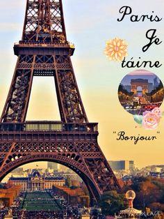 My edit of Paris