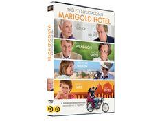 Keleti Nyugalom Marigold Hotel (DVD)
