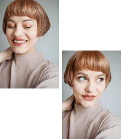 peachy — Jennifer Stroud Long Wavy Hair, Short Hair Cuts, Short Hair Styles, Pam Pam, Pelo Pixie, Hair Addiction, She Walks In Beauty, Haircut And Color, Hair 2018