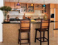 42 Best Kitchen Island Bar Wall Ideas Images On Pinterest
