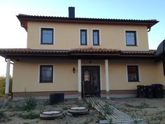 Fassadengestaltung beispiele mediterran  Mediterranes Haus | Mediterrane Häuser | Pinterest | Mediterrane ...