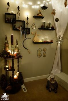 room wiccan bedroom ritual pagan witch spiritual own earthy living witches apartment read witchywords meet