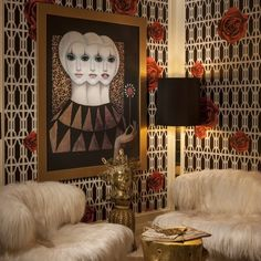 Design House International Showcase Greystone Mansion 2013 | House of Honey | Furniture, Textiles, Decorative Objects | Interior Design by Tamara Kaye-Honey